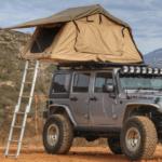 Smittybilt Overlander Smallest Roof Top Tent