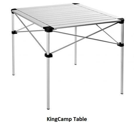 KingCamp Camping Table