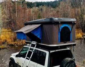 Silverwing SWT90 Hard Shell Roof Top Tent