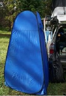 How to shower when car camping