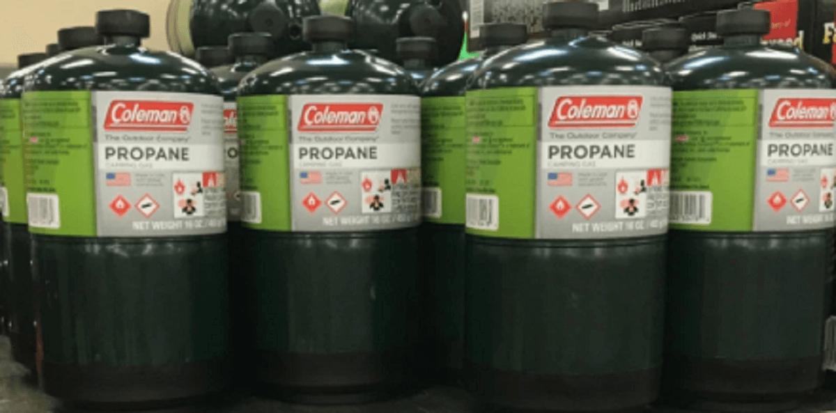 Do small propane tanks expire